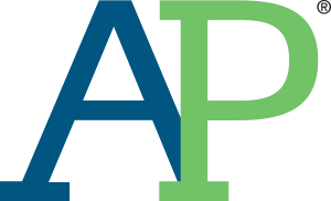 Logo for AP program
