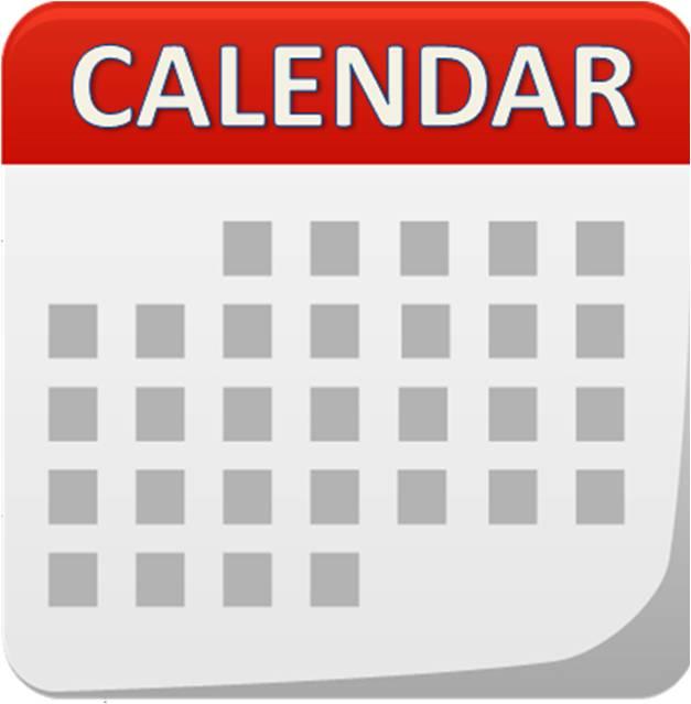 Community Use of Schools Calendar Icon