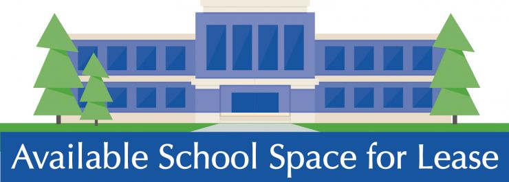 Available School Space for Lease Graphic
