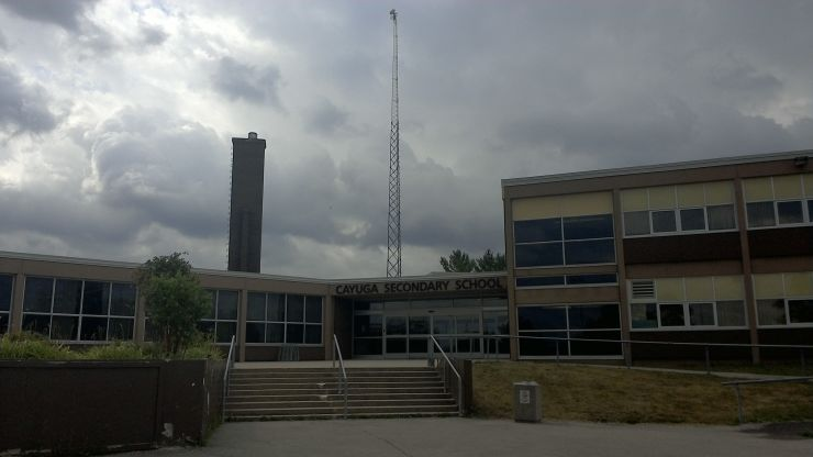 Picture of Cayuga Secondary School